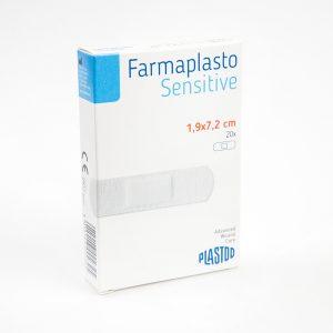 Farmaplasto hipoallergén sebtapasz 20x