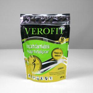 VEROFIT izotóniás italpor 600g citrom