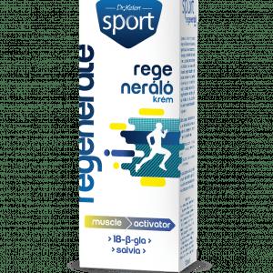 Dr.Kelen Sport regeneráló krém 100ml